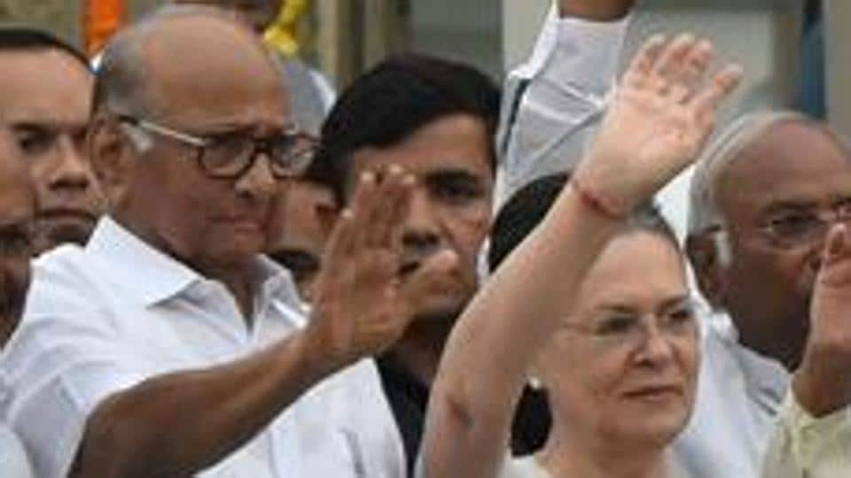 """A Congress functionary said state leaders of the two parties were so far engaged in the seat-sharing talks and the two leaders wanted to send a """"strong signal"""" that the alliance is firm"""