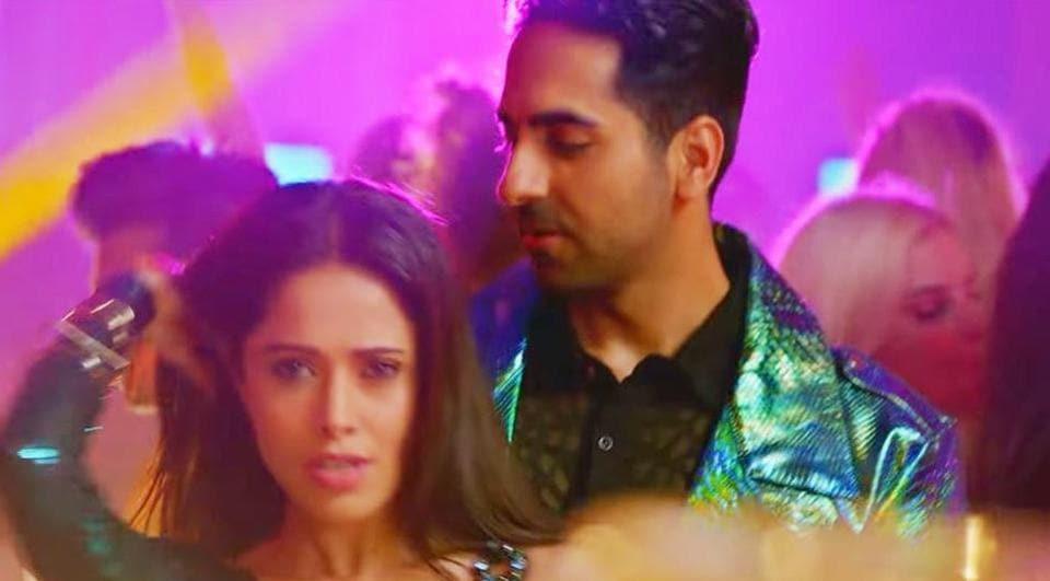 Dream Girl song Gat Gat: Ayushmann Khurrana, Nushrat