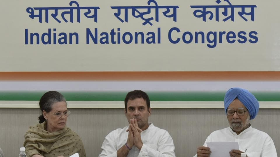 The Congress' longest stint so far in the opposition lasted six years, from 1998 to 2004.