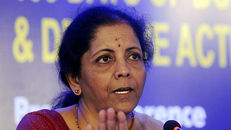 Nirmala Sitaraman  said the slowdown in the automobile sector was due tomany factors like the change in mindset of millennials.