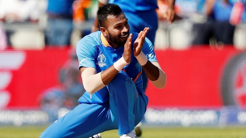Hardik Pandya apologises for nearly knocking Krunal's head off in practice session
