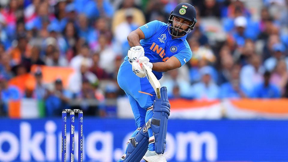 File image of Rishabh Pant