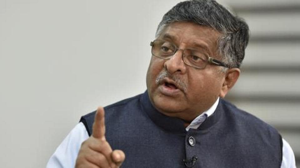 Union minister Ravi Shankar Prasad said Narendra Modi government corrected a 'historic blunder' by scrapping Article 370