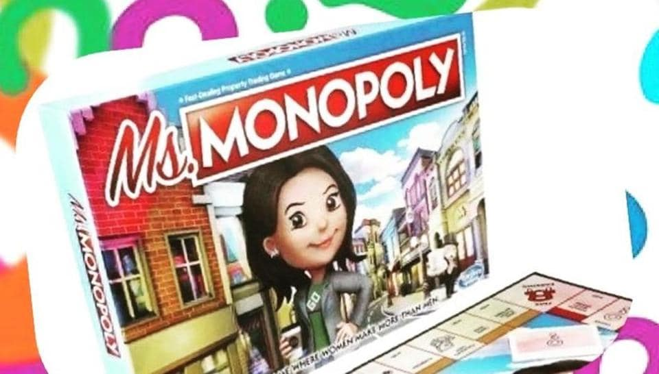 People took to Twitter to drop all sort of comments on the game Ms Monopoly.