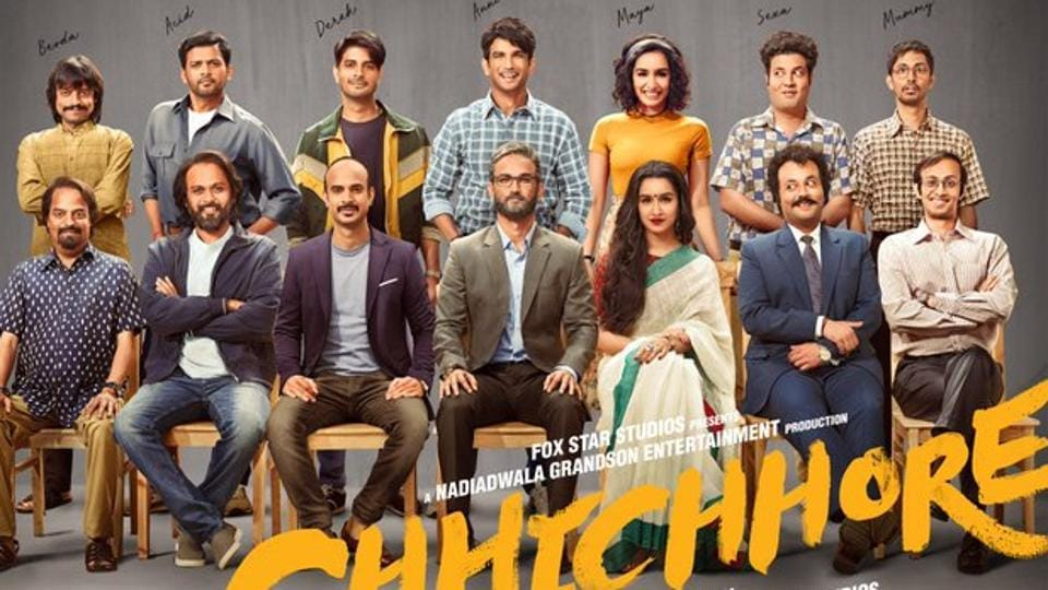Chhichhore box office: The film has collected Rs 61 crore in six days.