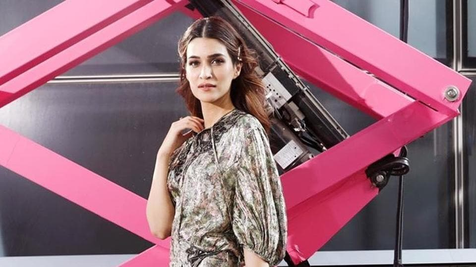 Kriti Sanon showcased the Coach Spring Summer 2020 collection at the New York Fashion Week she and left many stunned.