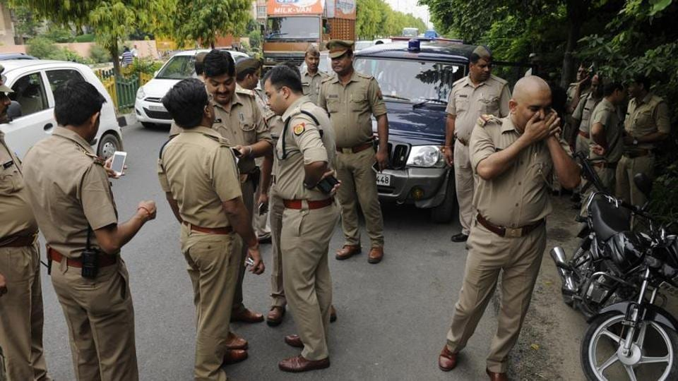 The accused allegedly told police that he and his gang members were professional robbers and they were active in UP, Haryana and Rajasthan.
