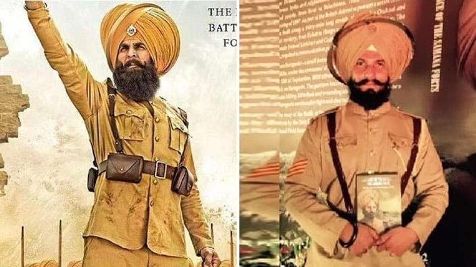 Akshay Kumar and Randeep Hooda have worked in films on the battle of Saragarhi.