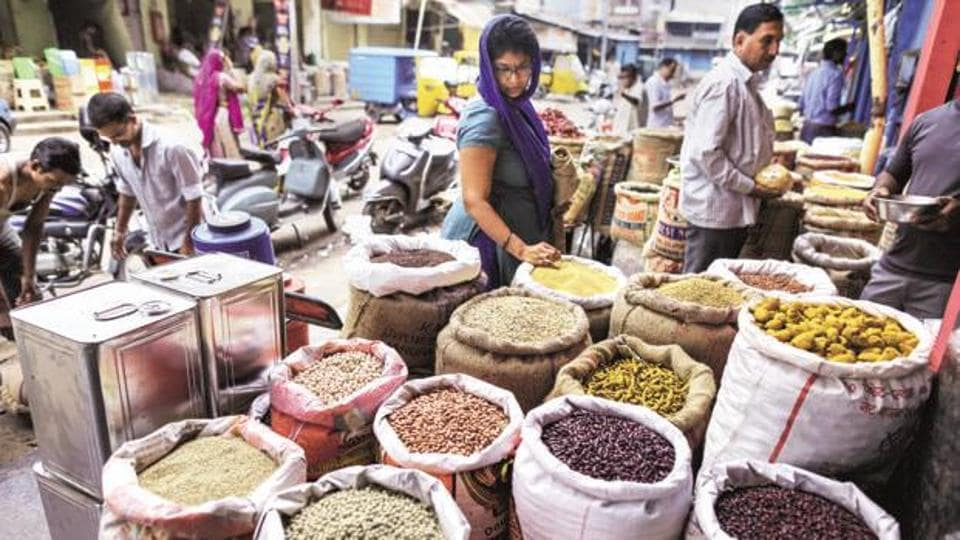 Also known as Refugee Market, it was established in 1948 to provide a livelihood to refugees who came from Pakistan in 1947 after Partition.