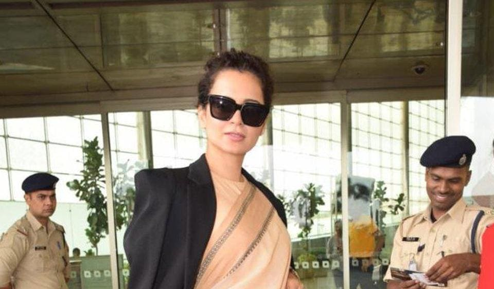Kangana Ranaut will essay the role of late actor and former Tamil Nadu chief minister J Jayalalithaa in a biopic, Thalaivi.