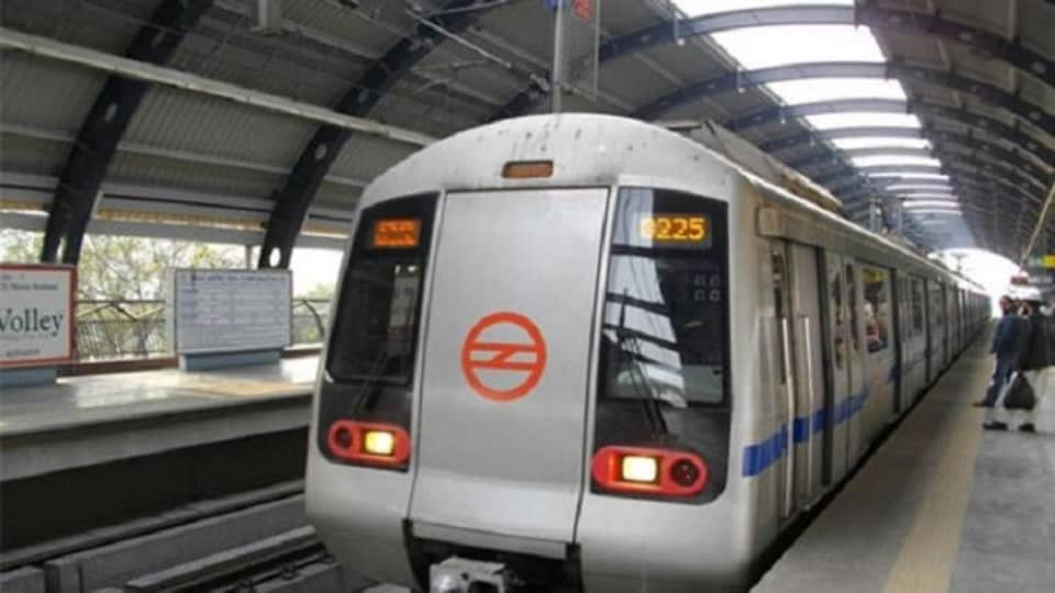 The Delhi Metro Rail Corporation (DMRC) confirmed brief disruption of services along the Yellow Line.