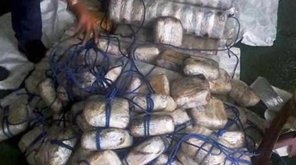Deputy commissioner of police (special cell) Manishi Chandra said the heroin was sourced from Manipur.  During interrogation, the three men said that they had bought the car for smuggling the heroin.