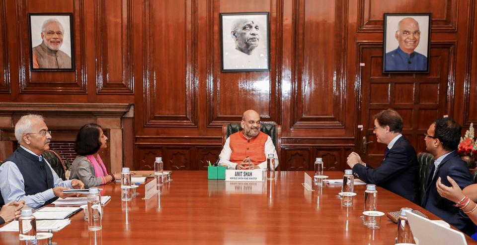 Union Home Minister Amit Shah and working president  JP Nadda will visit Bengal in the autumn.