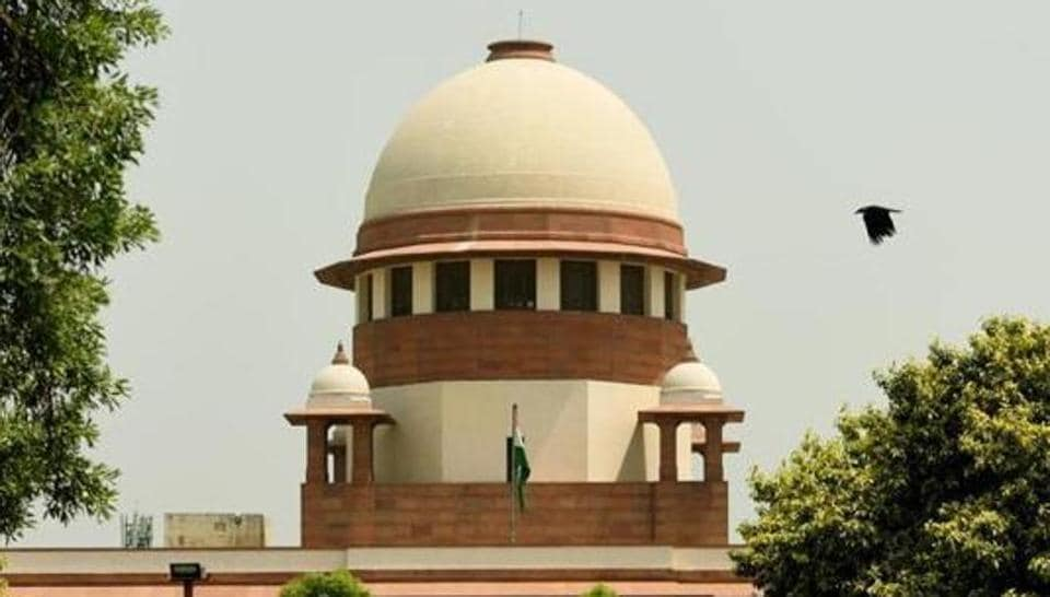 A five-judge Constitution bench headed by Chief Justice Ranjan Gogoi is holding a hearing of the Ram Janmabhoomi-Babri Masjid land dispute case.