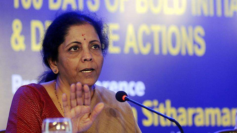 Finance minister Nirmala Sitharaman, addressing the media on her government's crossing of 100 days in office on September 10, passed off the slowdown as part of the cycle.