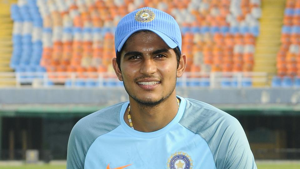 File image of India cricketer Shubman Gill