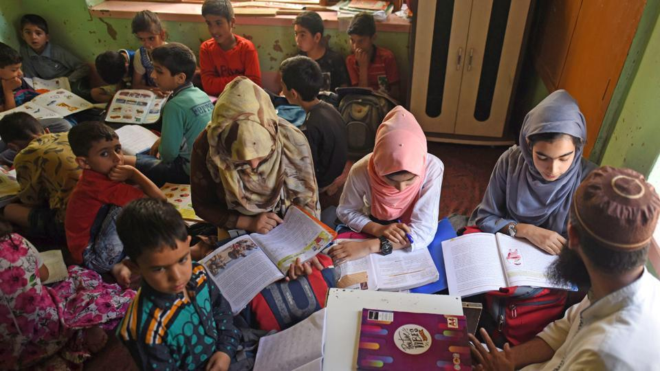 The administration said that schools had started functioning initially with primary schools, followed by middle schools and high schools. (Representational image)