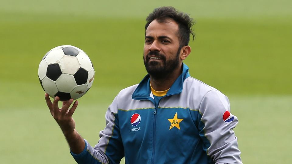 File image of Pakistan cricketer Wahab Riaz.