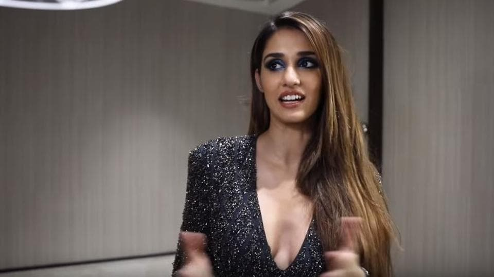 Disha Patani has launched her YouTube channel.