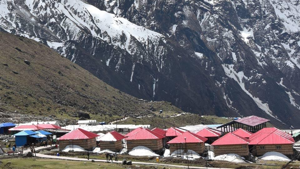 Kedarnath is one of the popular Char Dhams in the state of Uttarakhand.