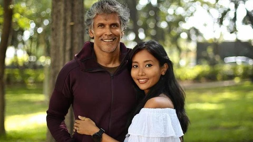 Milind Soman and wife Ankita Konwar's age gap is the source of much trolling for the couple.