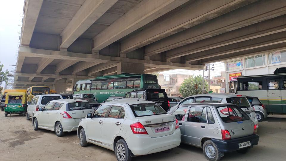 An NHAI official said only 65% of the flyover work had been completed so far, though they were hoping to complete the project  within the March 2020 deadline.