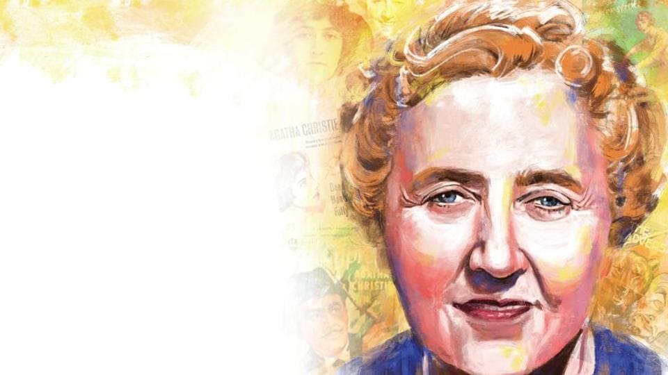 Author Agatha Christie has written more than 70 detective novels which have earned her titles such as the Queen of Crime and the Queen of Mystery. According to an estimate, only the Bible has sold more copies than her works.