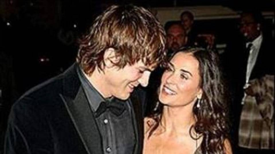 Demi Moore and Ashton Kutcher split in 2011, and divorced in 2013.
