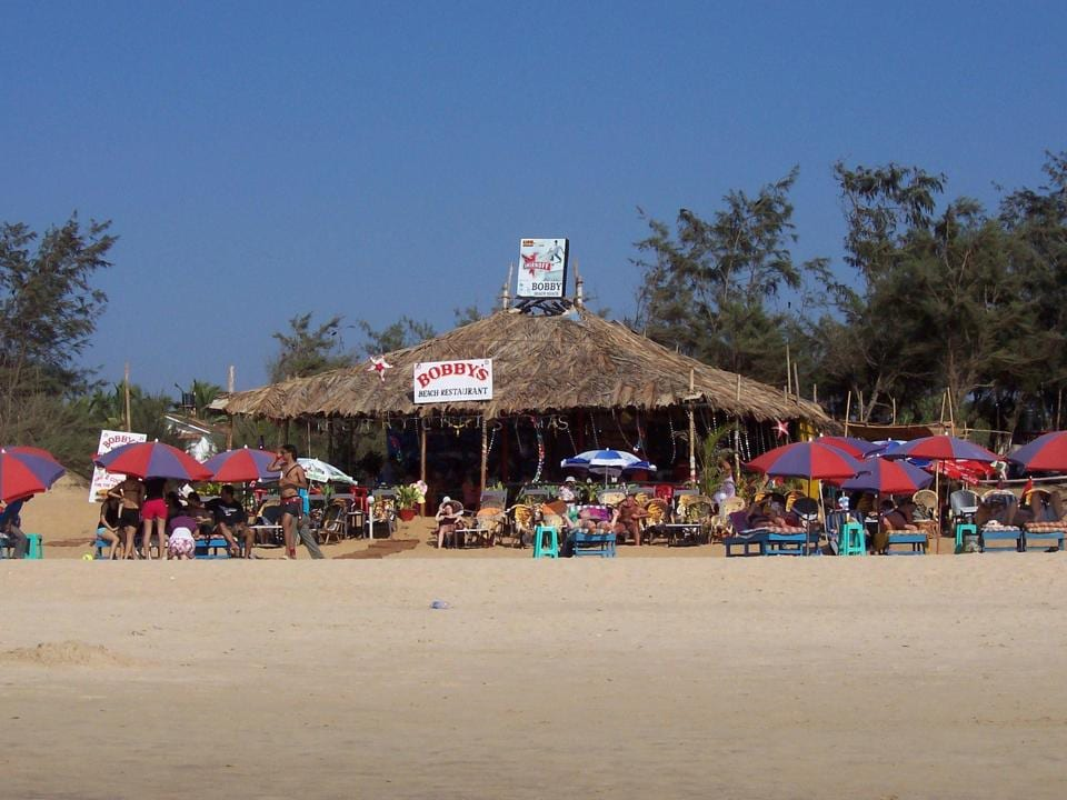 Beach shacks are a big attraction for tourists heading to Goa beaches.