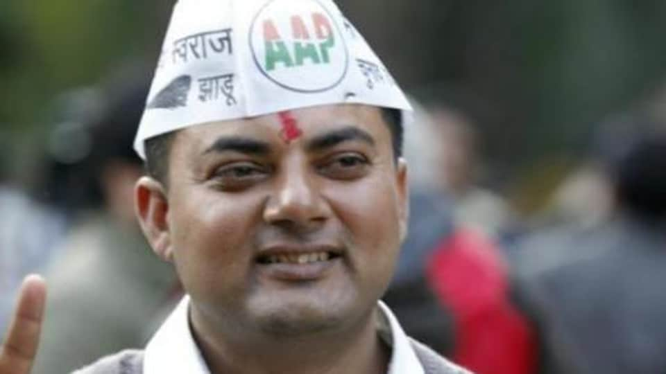 AAPMLA Som Dutt's appeal against the sentence in an assault case was rejected by the court.