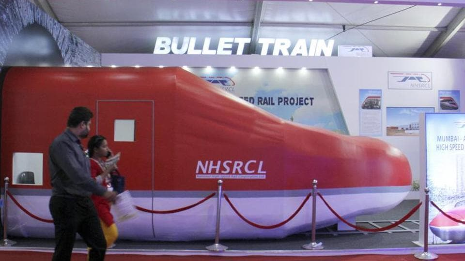 The fare for the Mumbai- Ahmedabad bullet train would be around Rs 3,000, an official of the National High Speed Rail Corporation Ltd (NHSRCL) said on Thursday.