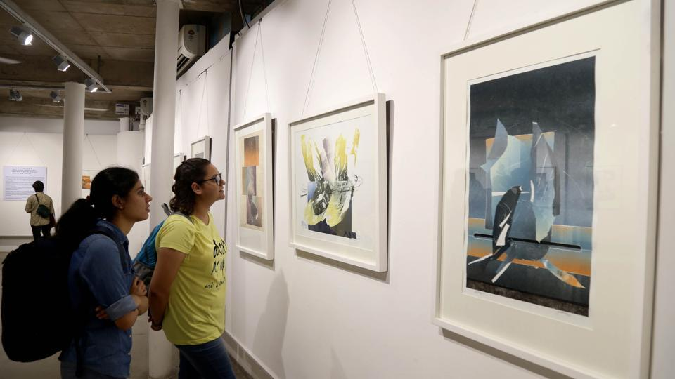 The exhibition, underway at All India Fine Arts and Crafts Society, will come to a close on September 19.  (Representational image)