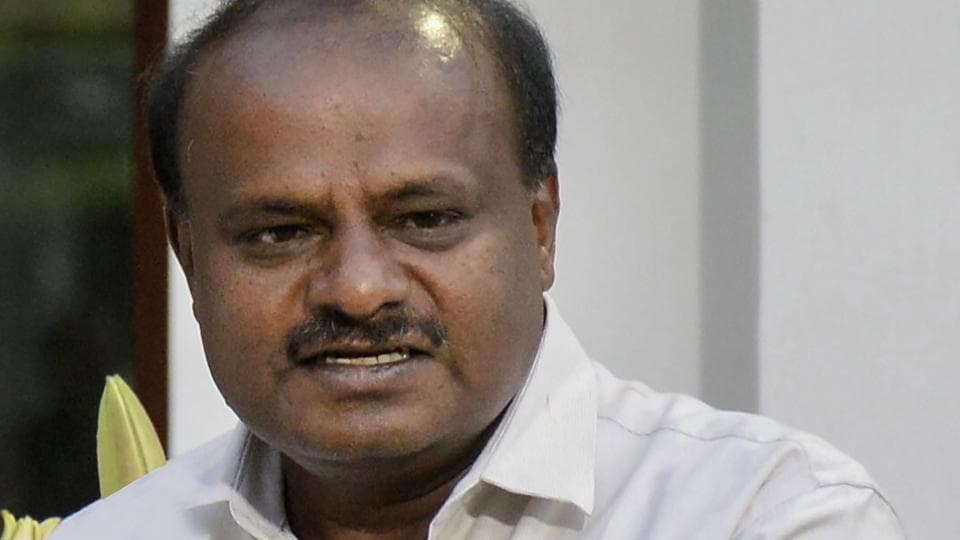 "Former Karnataka chief minister HD Kumaraswamy stirred up a controversy on Thursday by saying that PM Narendra Modi brought ""bad luck"" when he stepped into the Isro premises in Bengarluru."