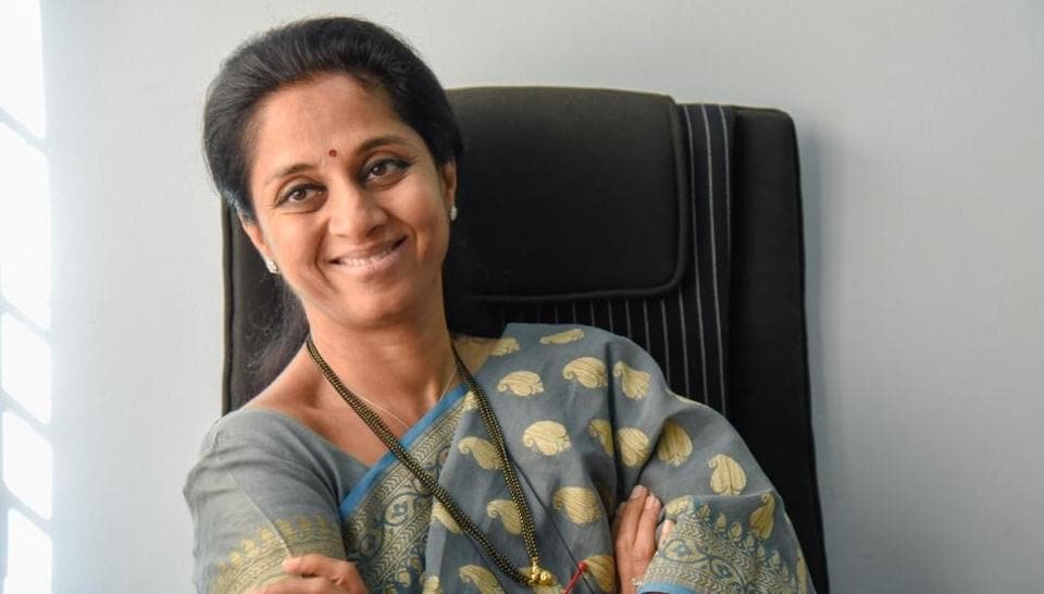 Nationalist Congress Party MP Supriya Sule alleged harassment by a taxi driver when she arrived at the Dadar railway terminus in Mumbai on Thursday.