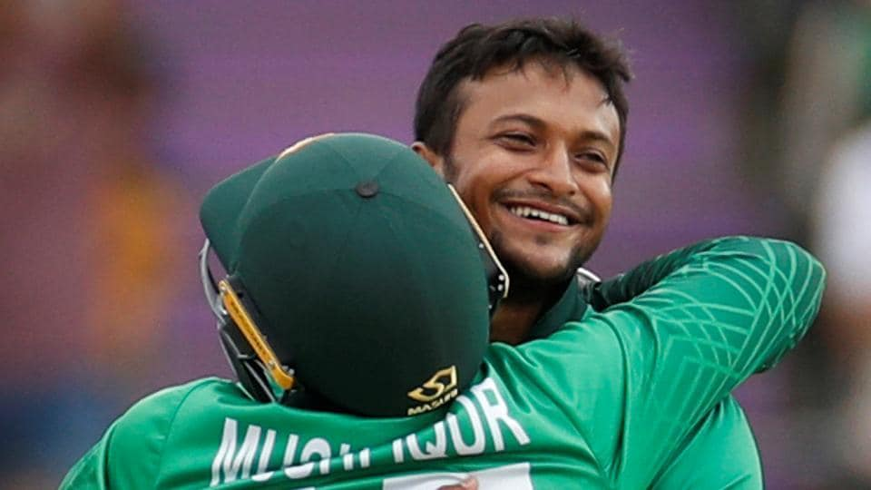 Bangladesh beat Zimbabwe by 3 wickets.