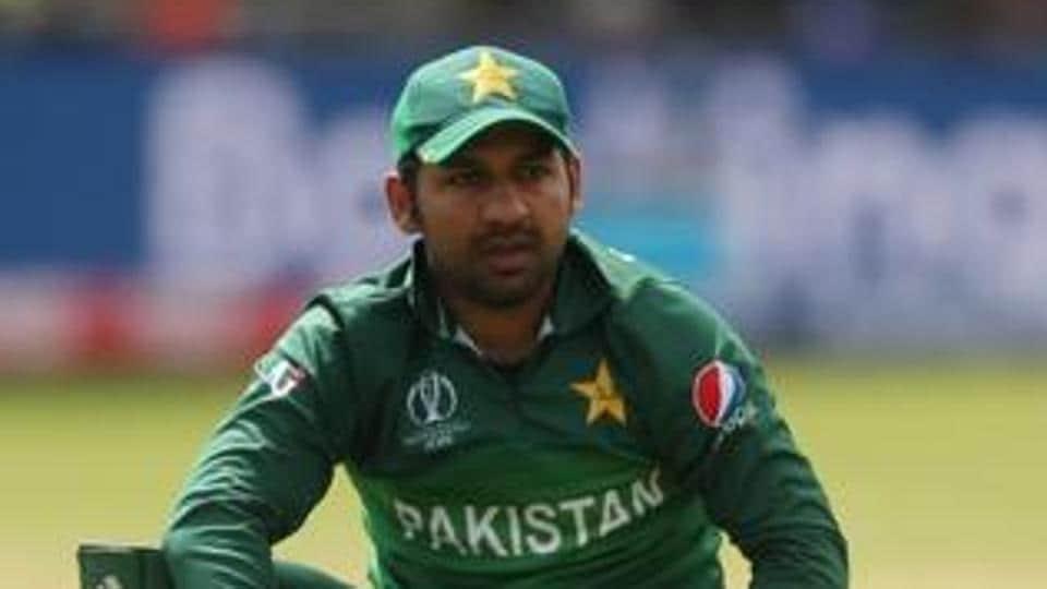 File image of Pakistan skipper Sarfaraz Ahmed.