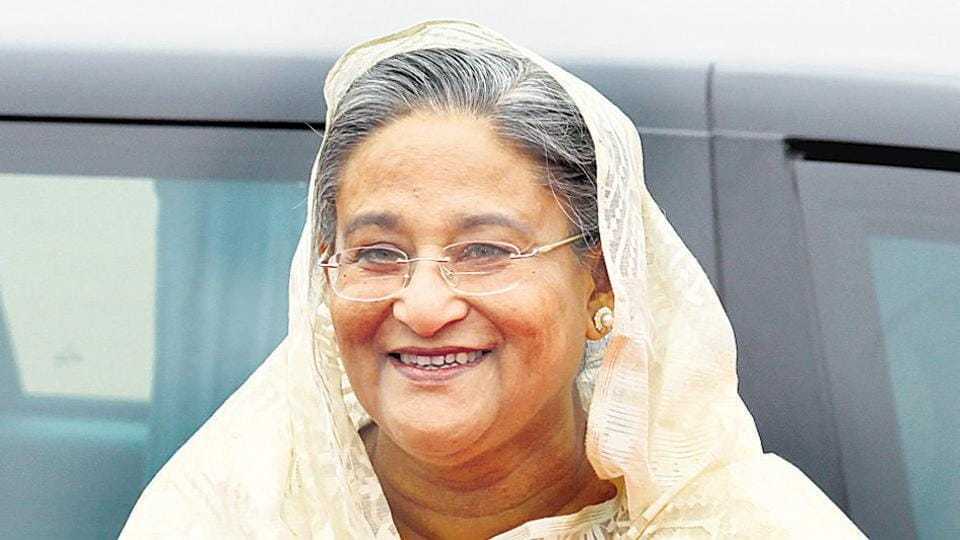 On orders of Prime Minister Sheikh Hasina, Pakistan's name engraved on the border pillars installed after the partition of the Indian subcontinent have been removed.