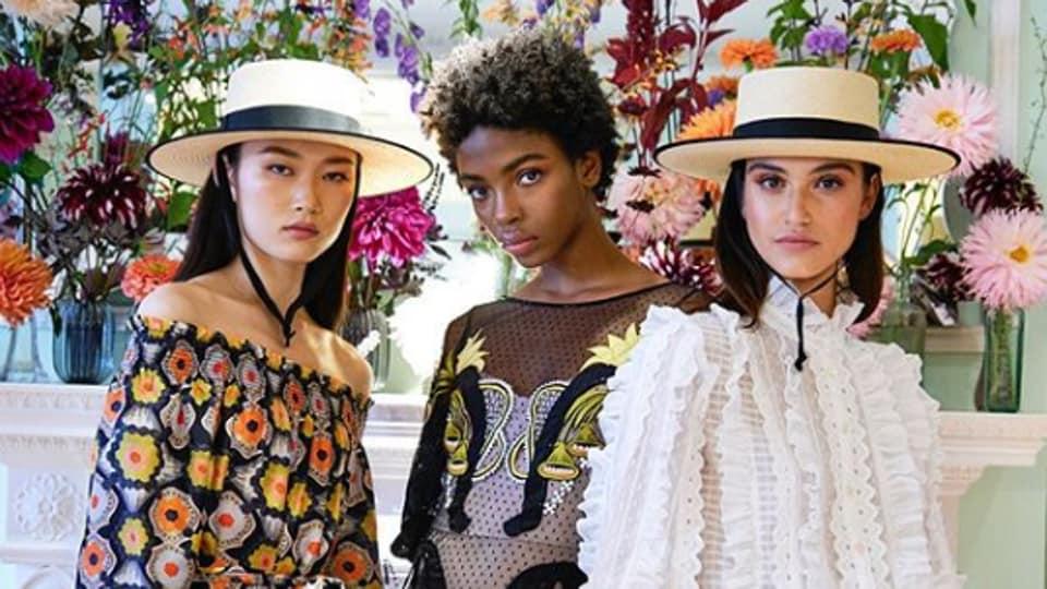 London Fashion Week September 2020.London Fashion Week Spring Summer 2020 Extravaganza Kicks