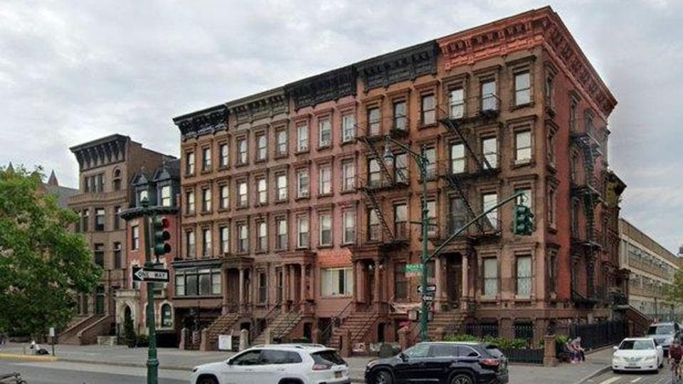 The investor of Harlem property fears to end up homeless.