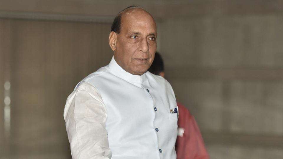 Pakistan should stop promoting terrorism, otherwise no one will be able to prevent its disintegration, Defence Minister Rajnath Singh said on Saturday.