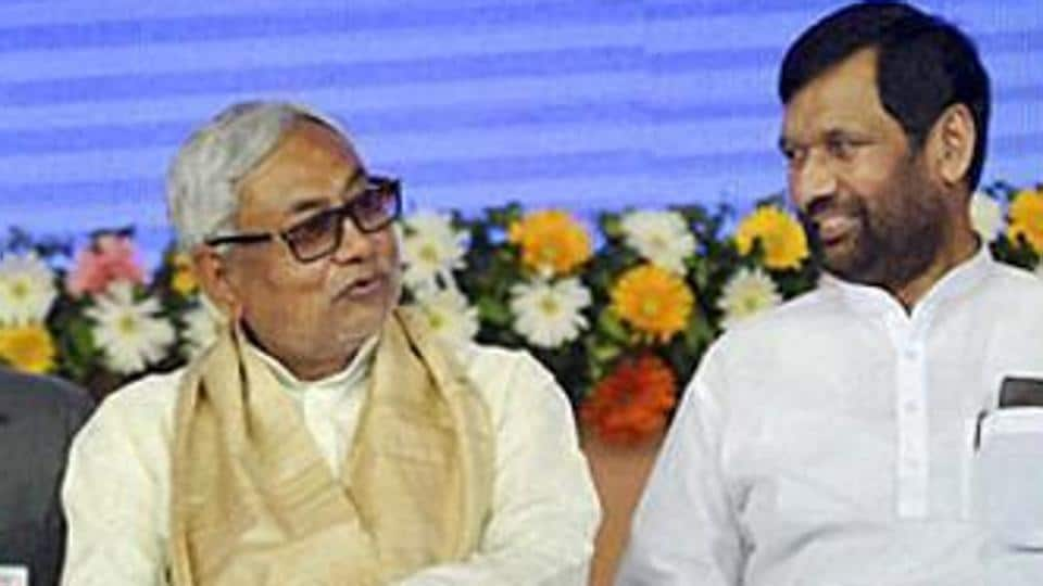 Ram Vilas Paswan's LJP has backed Bihar chief minister Nitish Kumar as the NDACM candidate in 2020 assembly polls.