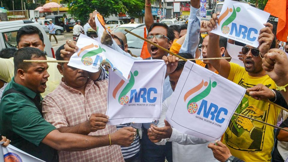 The final National Register of Citizens (NRC) identifying the status of all 3.1 crore applications, including 1.9 million exclusions, in Assam was published online on Saturday.
