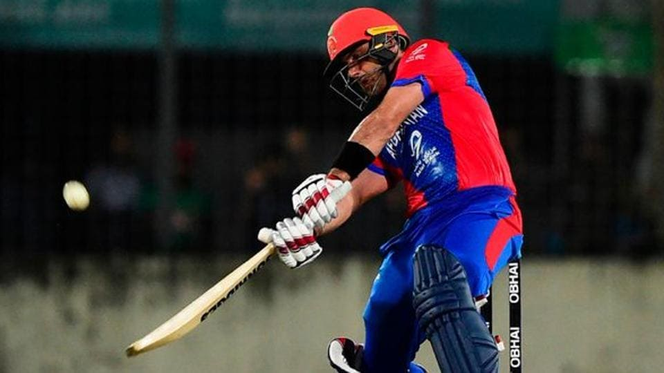 Afghanistan thrashed Bangladesh by 25 runs in their second match of the tri-nation Twenty20 international tournament.