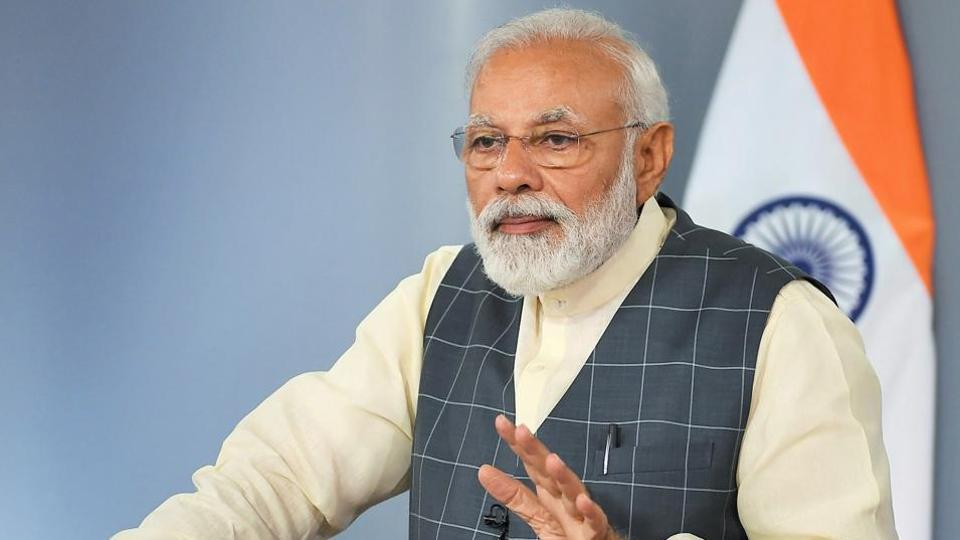 PM Narendra Modi greered the nation on Engineer's Day.