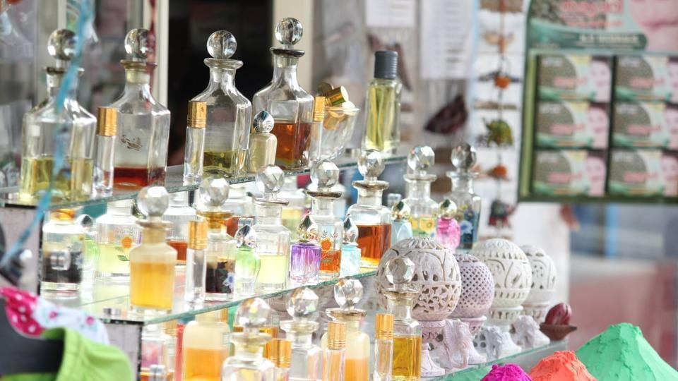 Perfumery became more commercially viable for general public only about 200 years back, after synthetic molecules were discovered