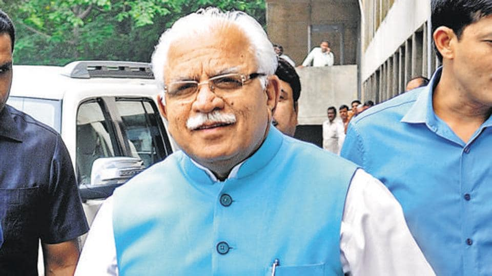 Haryana chief minister Manohar Lal Khattar on Sunday announced that National Register of Citizens (NRC) will be implemented in his state on the lines of Assam.
