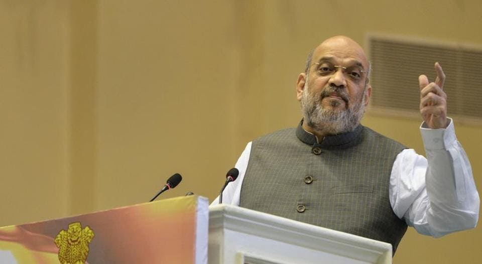 At a function to celebrate Hindi Diwas in New Delhi's Vigyan Bhawan, Amit Shah said  the government would celebrate Hindi Saptah (week) publicly from 2020
