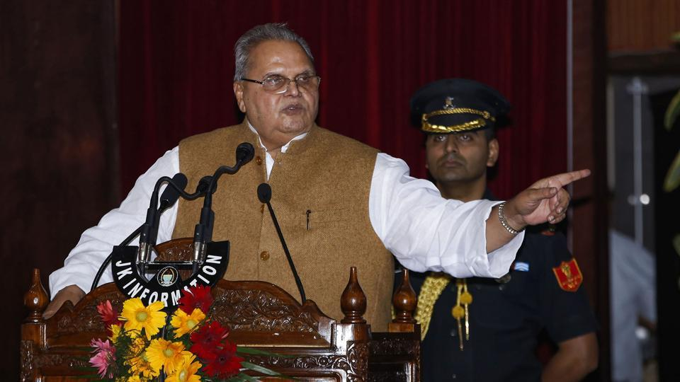 Jammu & Kashmir Governor Satya Pal Malik said that the Centre was eager to help the people of the region and urged them to come forward with their demands.