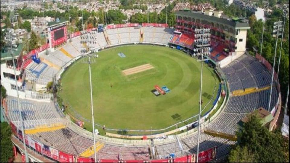 A file photo of Mohali's IS Bindra PCA Stadium.