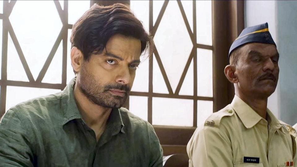 Rahul Bhat in a still from the film Article 375.